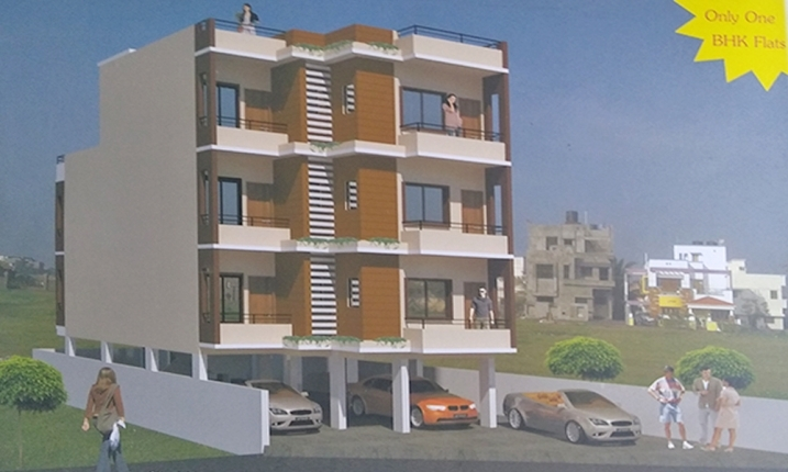 Vrindawan Residency