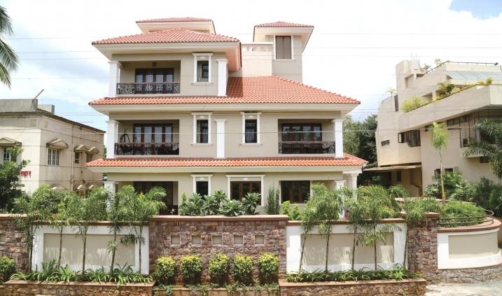 Residential Bunglow of Shri Ajaysinh V. Desai
