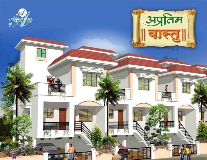 Apratim Vastu - Row Houses