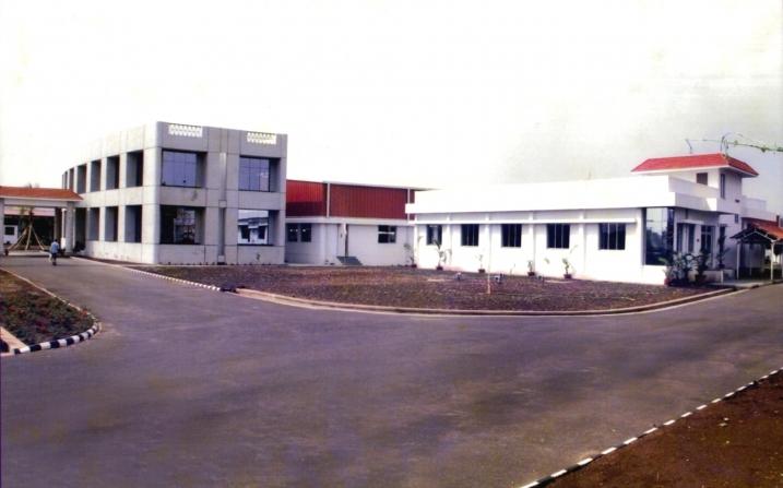 Garment Factory Building of Aurora Apparels Pvt. Ltd.