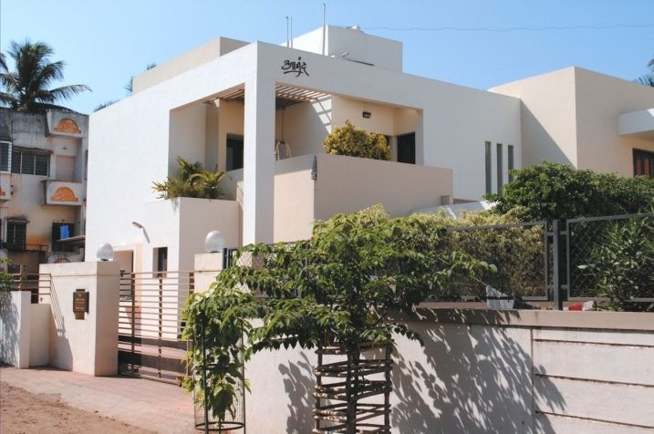 Residential Building for Shri. Vilas Kadam