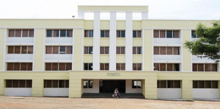 Hostel Buildings for KIMS University