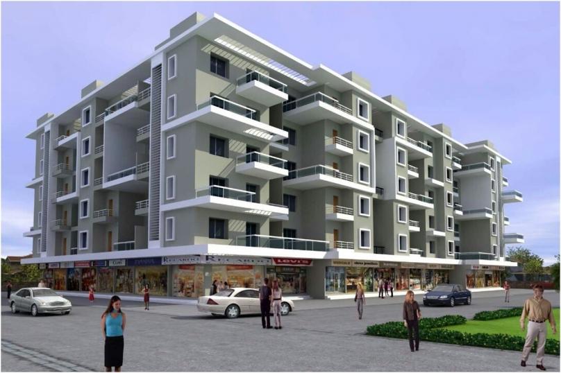 Yashodhan Apartment