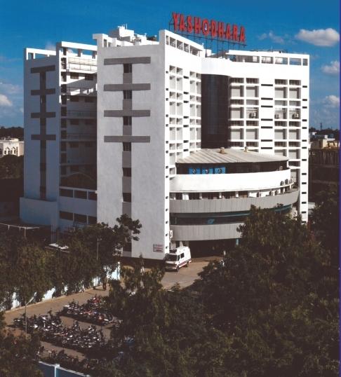Hospital Building for Yashodhara Hospital