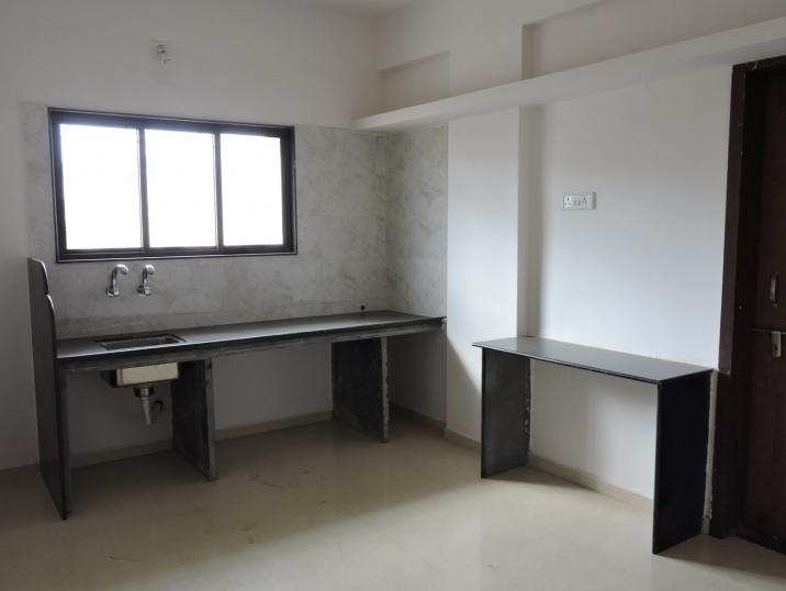 1 BHK Kitchen