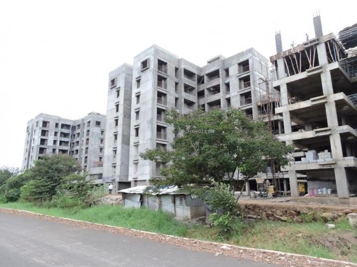 B, C Building View