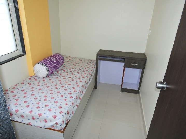 Sample Flat Bedroom