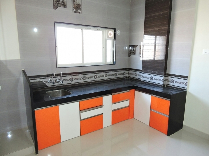 Sample Flat Kitchen