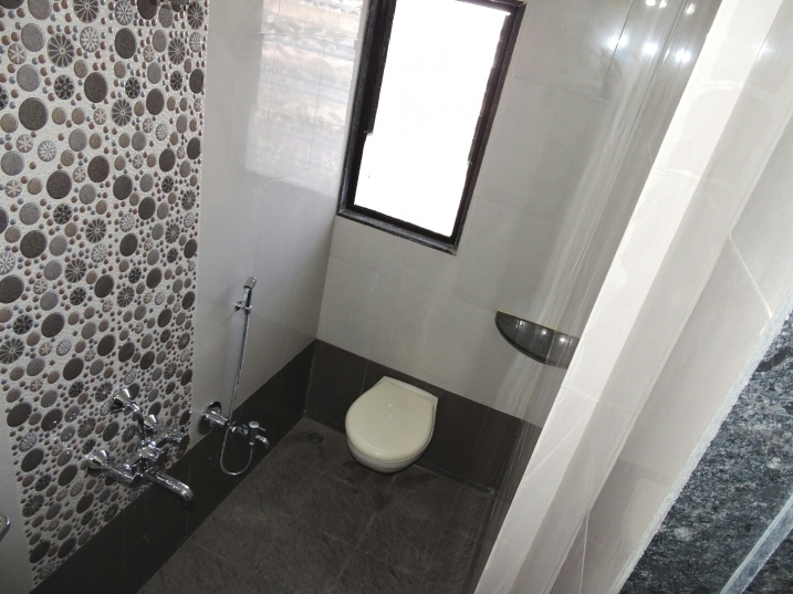 Sample Flat Bathroom attached  Toilet