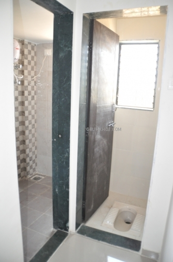 Flat Toilet