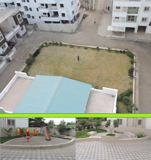 Garden, Children Play Area