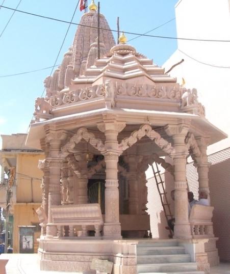 Navgrah Parshwanath Mandir