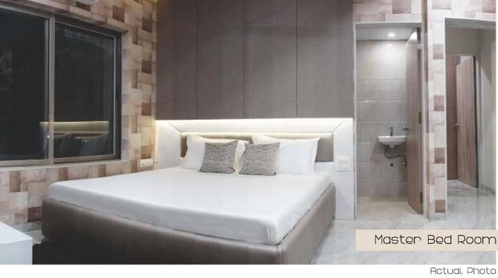 Sample Flat Master Bedroom