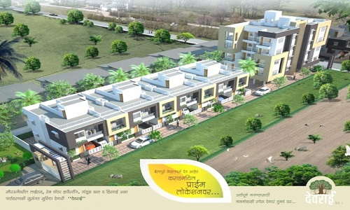 3 bhk row bungalow in karad